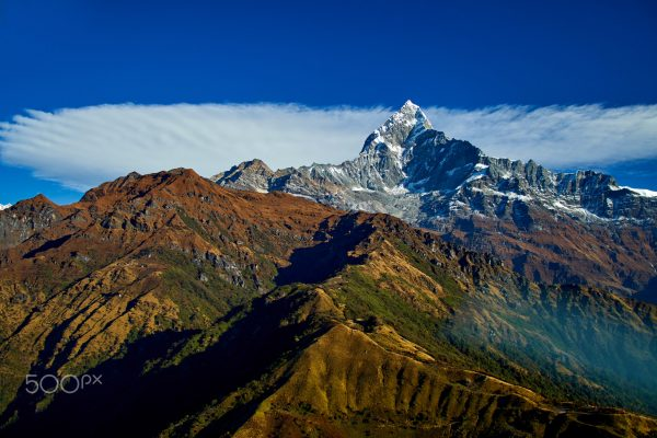 Mardi Himal Trek- A lifetime Journey
