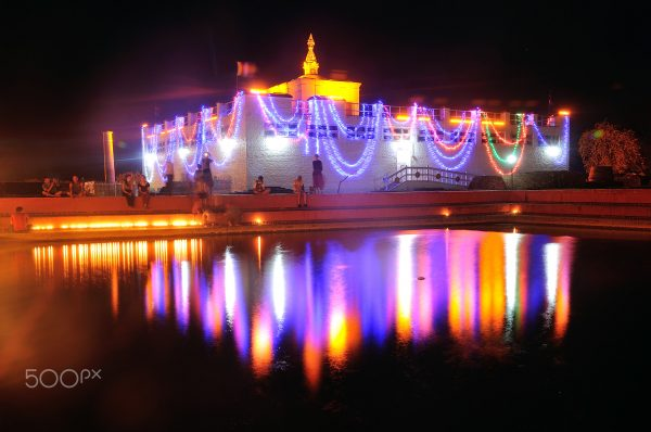 Lumbini Pilgrimage Tour-The quest for Peace