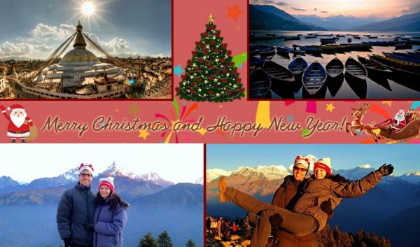 Christmas and New Year Holiday package in Nepal